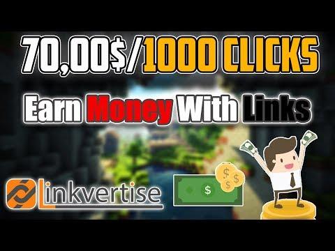 Best Way To Earn EASY AND FAST MONEY With URL Shortener (Best Link Shortener)