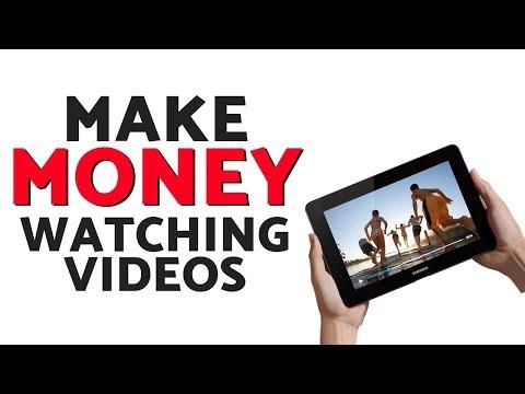 Earn EASY Money Watching Videos Online! 🔍3 [Best Ways!]