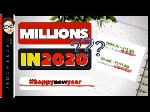 How To Make Money On New Years Eve (EASY WAY To Earn MILLIONS In 2020 WITHOUT Creating Videos!)